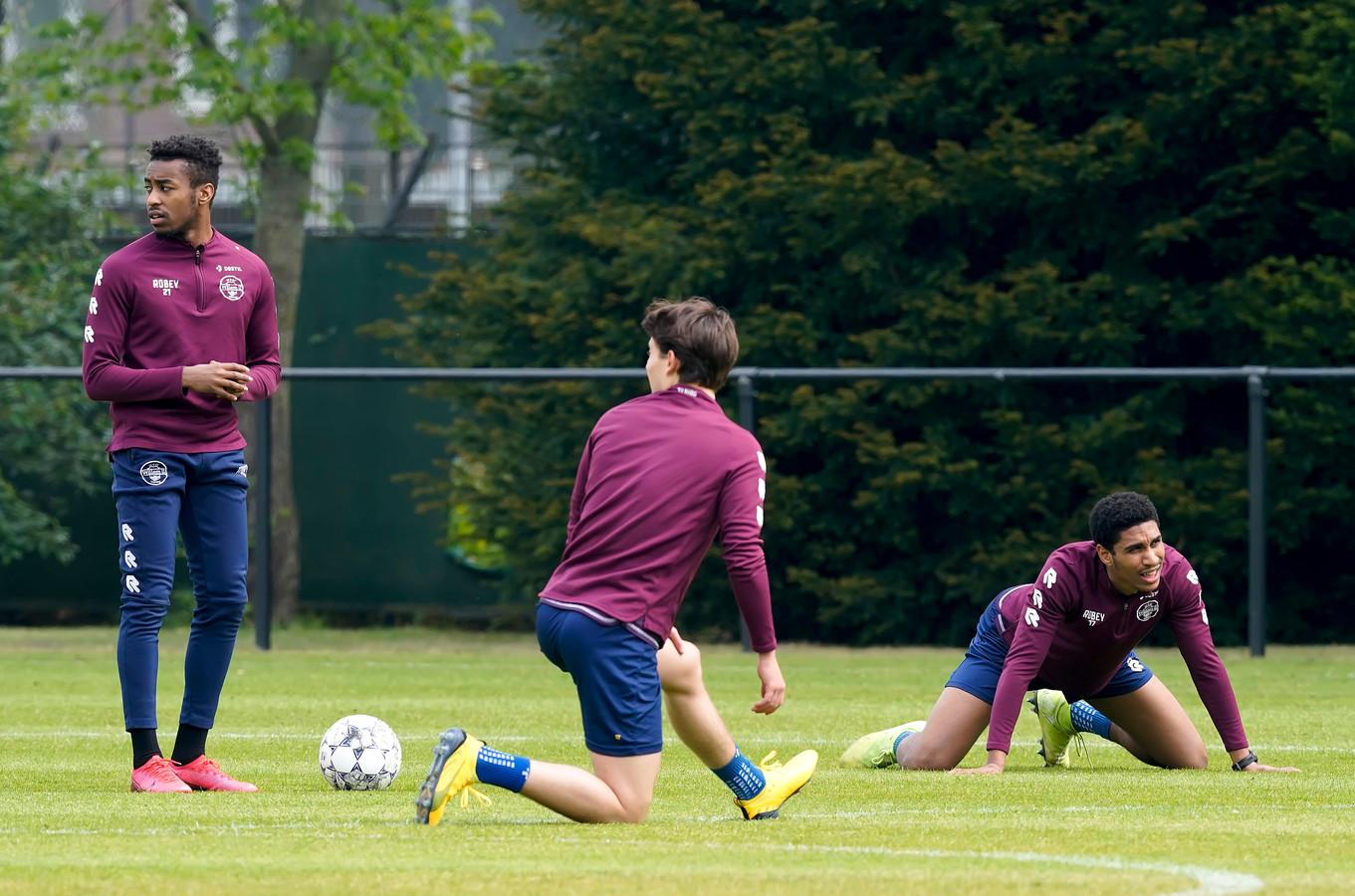 Training Willem II