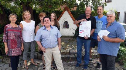 Buurtcomité WijKriekenbos organiseert kunstroute voor goede doel