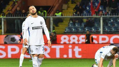 Owngoal van de speeldag: comedy capers-doelpunt breekt Inter zuur op
