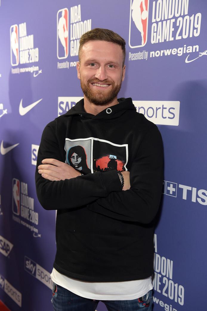 Arsenal-verdediger Shkodran Mustafi.