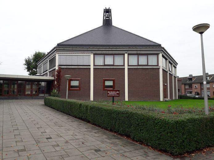 De Mieraskerk in Krimpen aan den IJssel had zondagmorgen weer 200 bezoekers binnen.