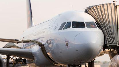 Vlucht Brussels Airlines vertraagd vanwege 'vreemde oliegeur'
