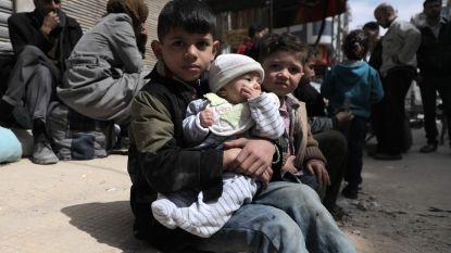 """""""Slechts 20 procent van de benodigde hulp voor Syrië is gefinancierd"""""""