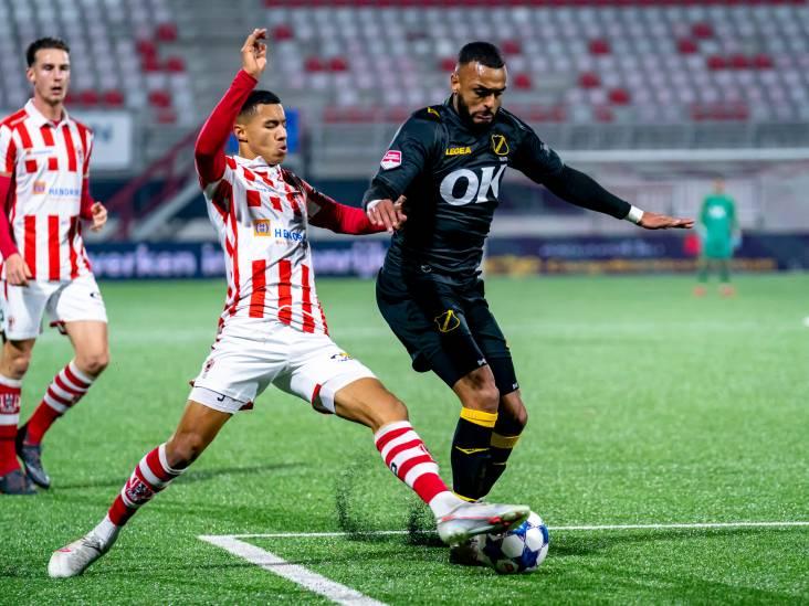 NAC-schlemiel Bilate: 'Geloof het of niet, ik wilde de penalty door het midden schieten'