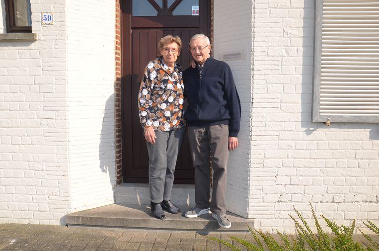 Lydia en William uit Welle zijn intussen al bijna zestig jaar getrouwd.
