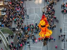 Handen schudden met Sinterklaas in Helmond, Asten en Gemert