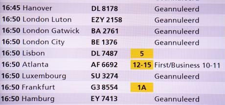 Toezichthouder grijpt in: vliegtickets moeten binnen zeven dagen vergoed