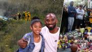 NBA-legende Kobe Bryant (41) overleden in helikoptercrash, ook dochter Gianna (13) en 7 anderen omgekomen