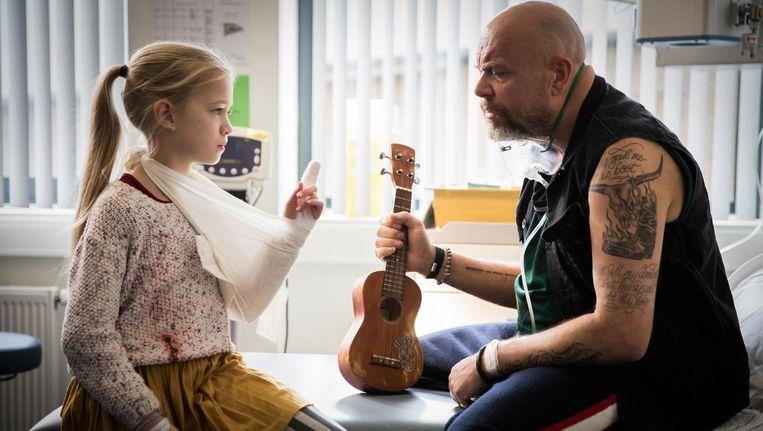 Kinderen kunnen tot en met 26 oktober hun hart ophalen tijdens Cinekid, bijvoorbeeld bij openingsfilm Gips Beeld Sofie van Mieghem