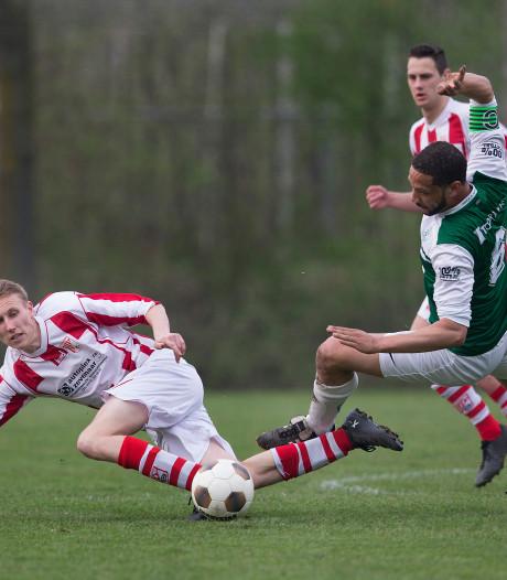Rijnland verliest ruim van RKPSC