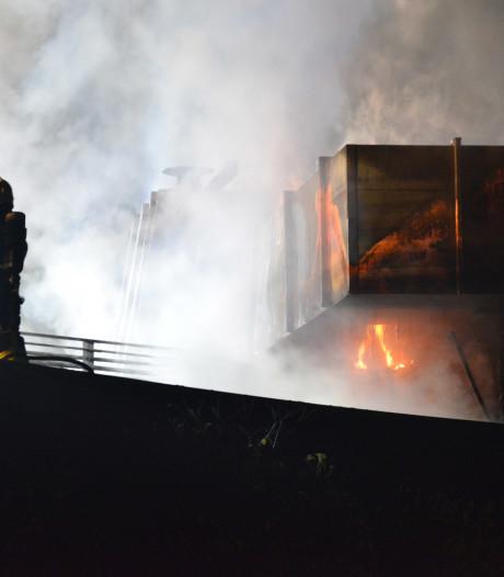 Brand bij crematorium in Breda