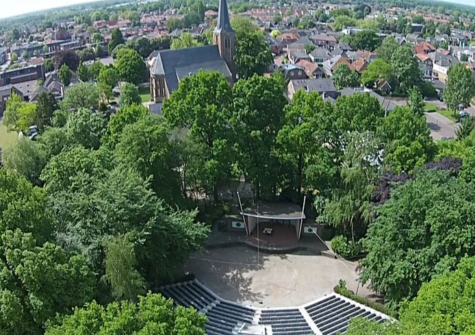In het Openluchttheater Eibergen zijn vanaf 1 juni weer concerten met publiek.