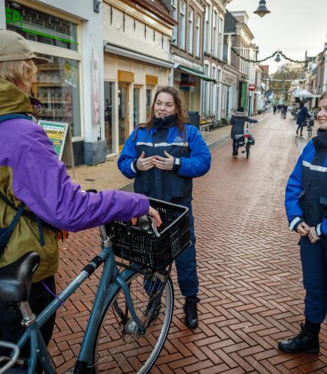 Blauw op straat maakt braaf, al zijn er ook in Steenwijk uitzonderingen