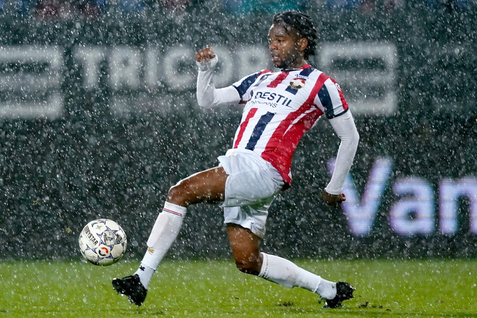 Miquel Nelom of Willem II during Willem II - FC Utrecht NETHERLANDS, BELGIUM, LUXEMBURG ONLY COPYRIGHT BSR/SOCCRATES