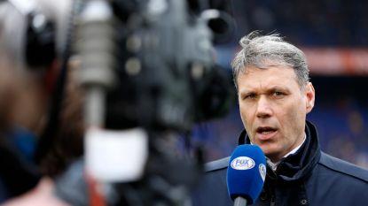 EA Sports haalt Van Basten uit FIFA 20 vanwege 'Sieg Heil'