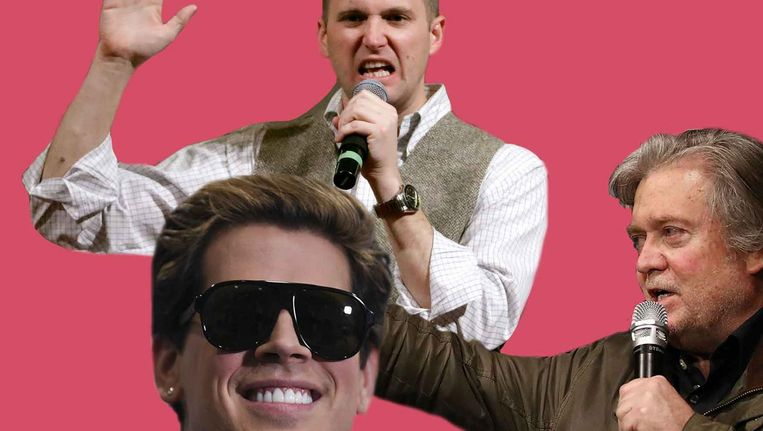 Image result for milo yiannopoulos richard spencer