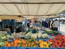Boze kooplui: Enschedese 'coronamarkt' is illegaal