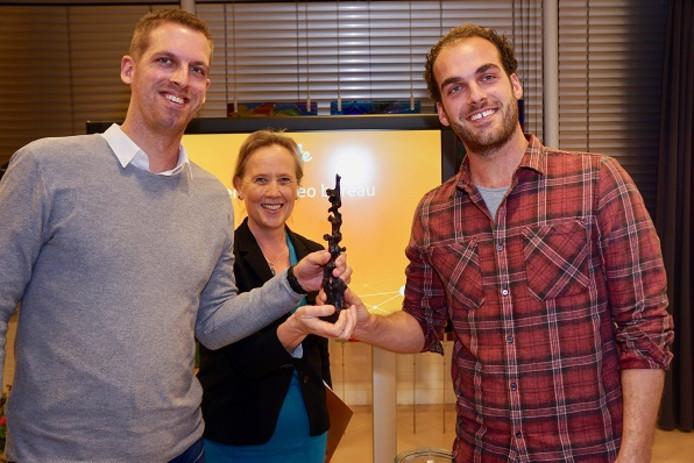 Winnaars Ondernemersprijs IJsselstein 2018