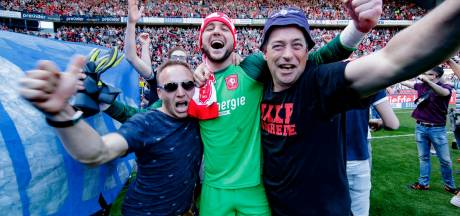 Joël Drommel wil zich bij 'nieuw' FC Twente verder ontwikkelen