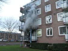 Verdachte aangehouden voor brandstichting Professor Evertslaan Delft