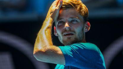 """David Goffin: """"Triest nieuws dat zo'n speler als Murray nu al zou moeten stoppen"""" - Flipkens bereikt finale dubbelspel in Hobart"""