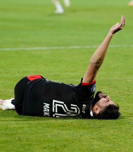PSV vreest voor zware blessure Maxi Romero
