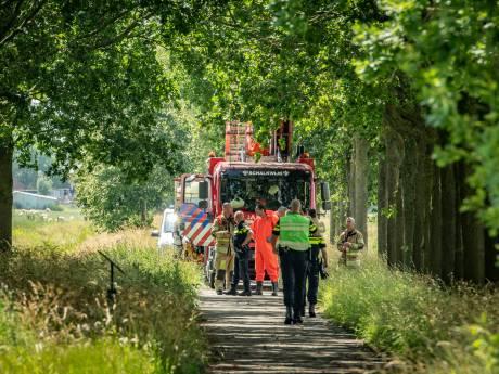 Lichaam gevonden in slootje in Schalkwijk