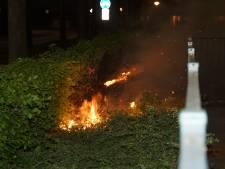 Jongen steekt in Kaatsheuvel bosjes in brand met deobus en aansteker