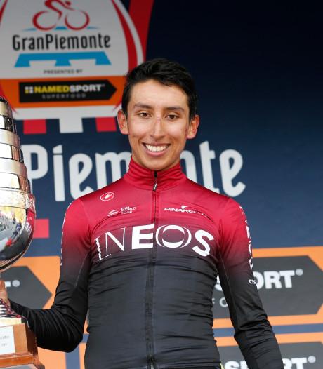 Victoire pour Bernal sur le Tour du Piémont, sa première depuis le Tour de France