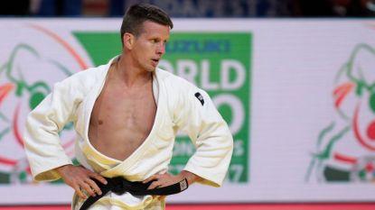 Dirk Van Tichelt sneuvelt in openingsronde WK judo