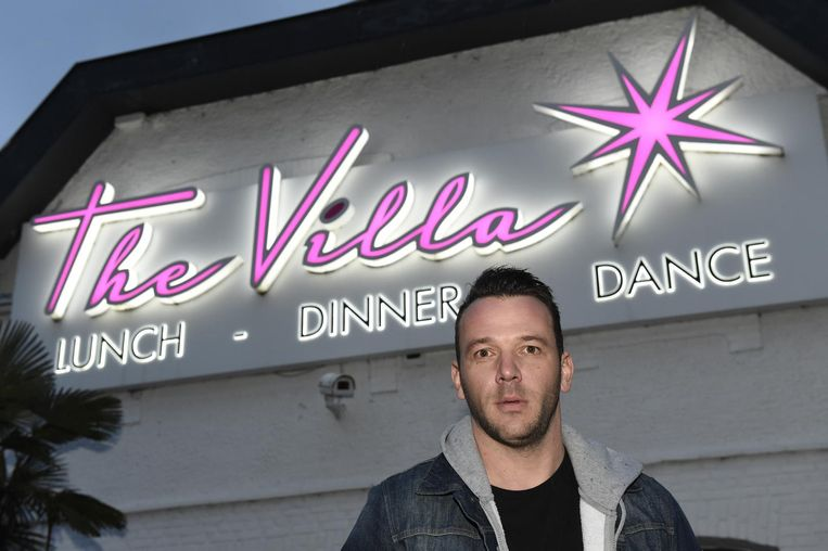 Vincent Van Trier van 'The Villa'.