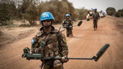 Drie blauwhelmen omgekomen door bermbom in Mali