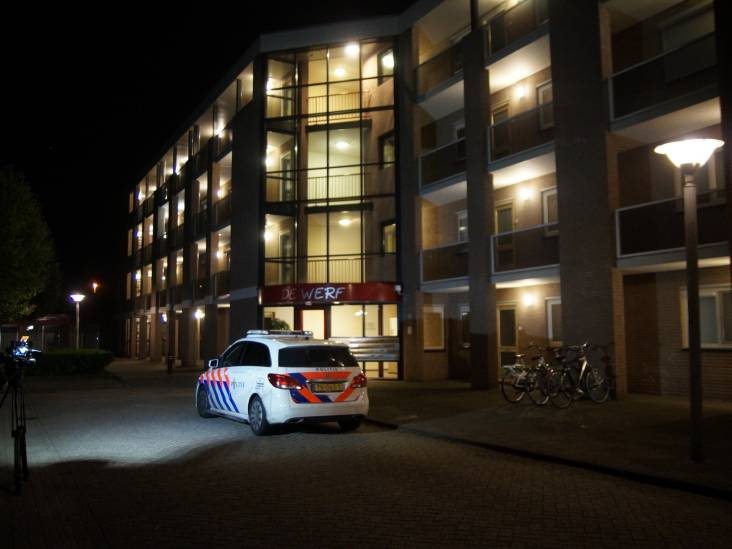 Melding overval op appartement in Drunen, bewoner lichtgewond