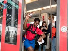 Britse Adham reist zo snel mogelijk in Rotterdamse metro: 'Ik vind het leuk om records te vestigen'