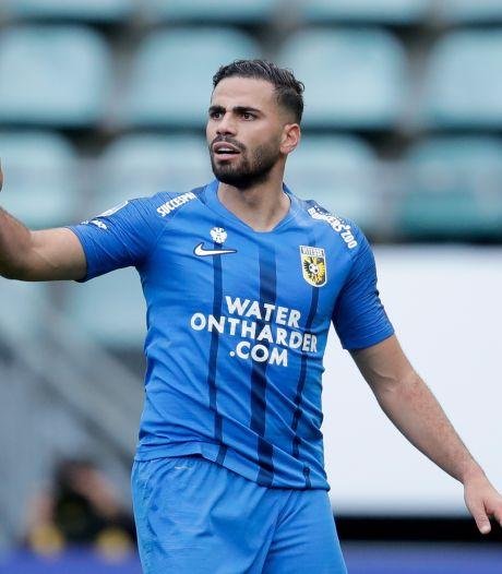 Tannane terug van schorsing, maar corona houdt aanvaller aan de kant bij Vitesse