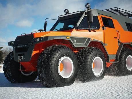 Met deze SUV overleef je een zombie-apocalyps