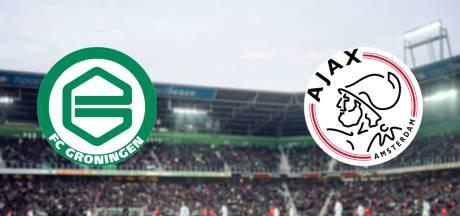 Kan Ajax het tegen Groningen ook zonder Ziyech?