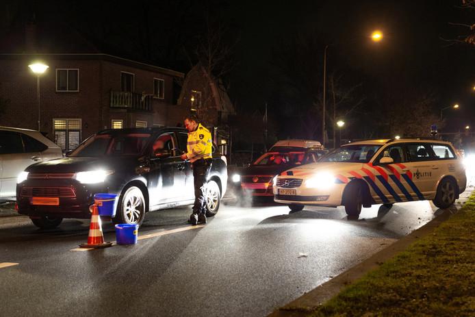 Alcoholcontroles rondom Oosterhout, Teteringen en Ulvenhout.