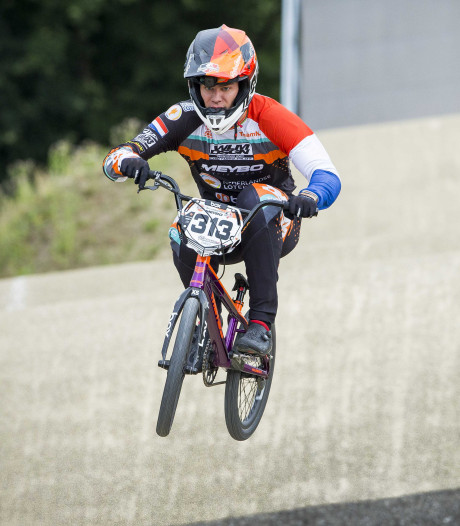 Kimmann voelt zich niet dé topfavoriet voor wereldtitel BMX
