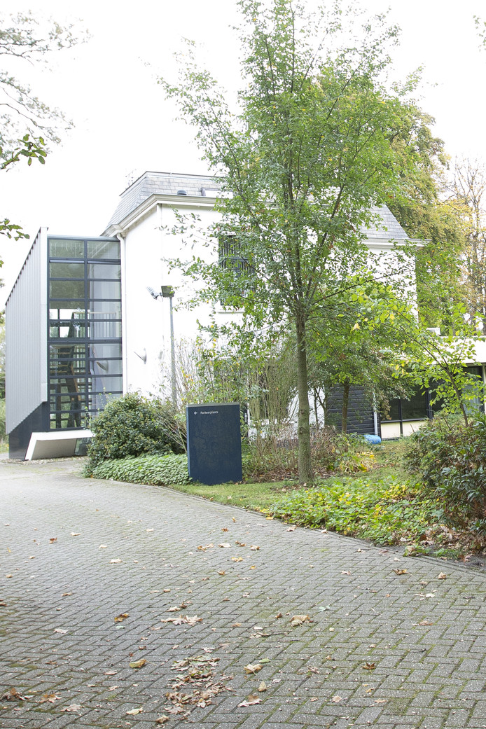 Foto van de voormalige open inrichting Niendure (van de Karelskamp).