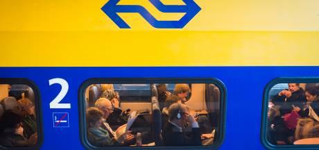 Arrestatie op spoor nadat persoon voor trein staat: geen treinen tussen Tilburg en Boxtel