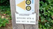 Mountainbikers kunnen hun hartje ophalen op nieuw parcours in Kalmthoutse Heide