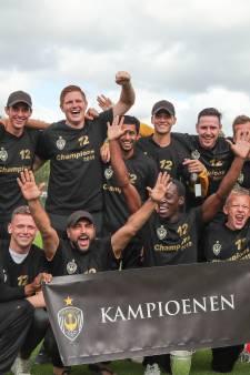 Excelsior'20 knap in stijl naar de titel van cricketcompetitie