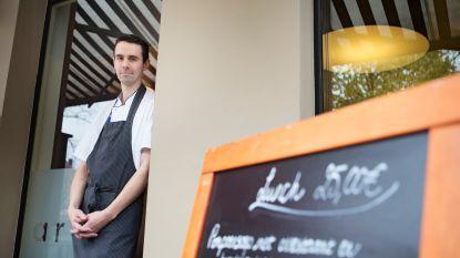 Chef-kok opent pop-up restaurant in kasteel Sterckshof