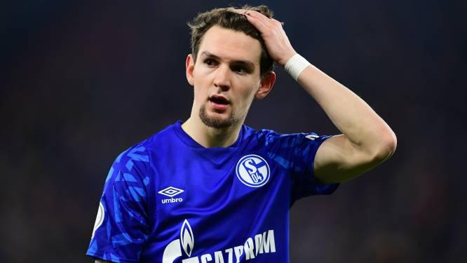 """Benito Raman beleeft moeilijke tijden met Schalke 04: """"We zullen een oplossing vinden"""""""