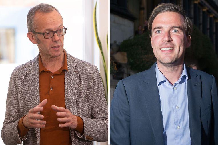 Filip Watteeuw en Mathias De Clercq.