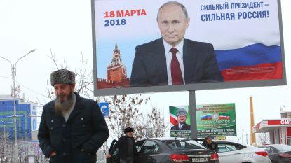 """Navalny: """"Verkiezingen? Dit zijn geen verkiezingen. Poetin wil heerser voor het leven worden"""""""