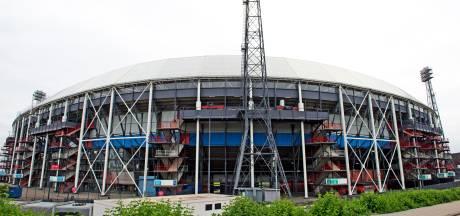 Feyenoord presenteert nieuwe thuisshirt