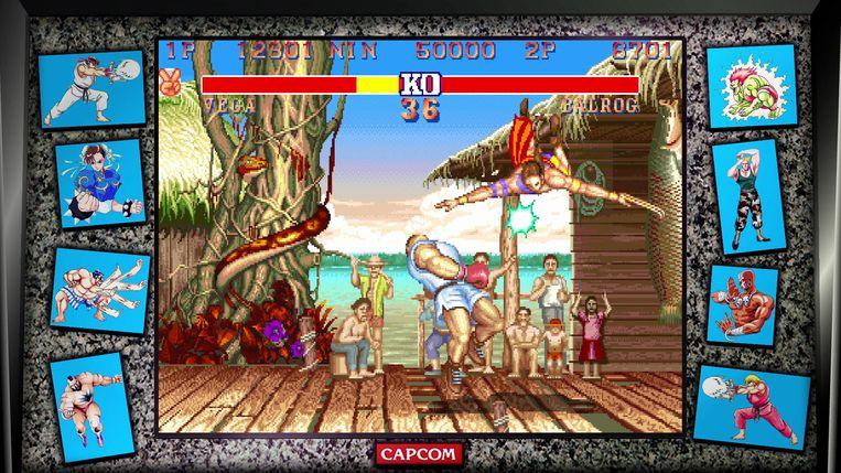 De meer dan een kwarteeuw oude vechtklassieker keert glorieus terug naar moderne consoles.