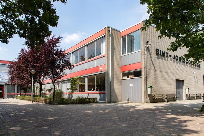 Sint Joris college in Eindhoven.